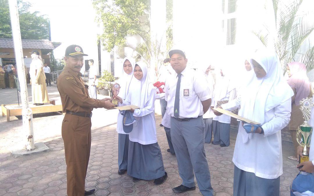 Apresiasi Atas Prestasi pada Pentas PAI 2019 Tingkat Kota Banda Aceh