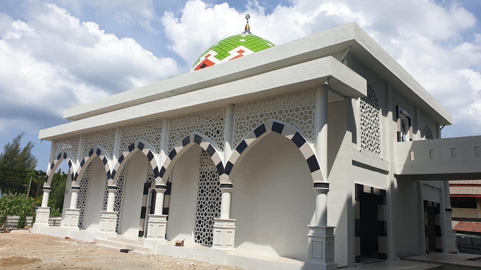Azan Perdana Berkumandang di Mushala SMAN 1 Banda Aceh